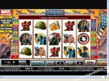 norske spilleautomater gratis Captain America CryptoLogic